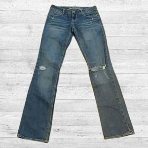 AEO Knee Blow Out Jeans